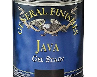 General Finishes Gel Stain - Half-Pint, Pint, Quart & Gallon