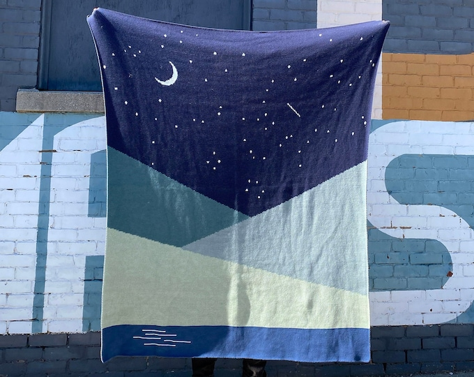 NightSky Blanket