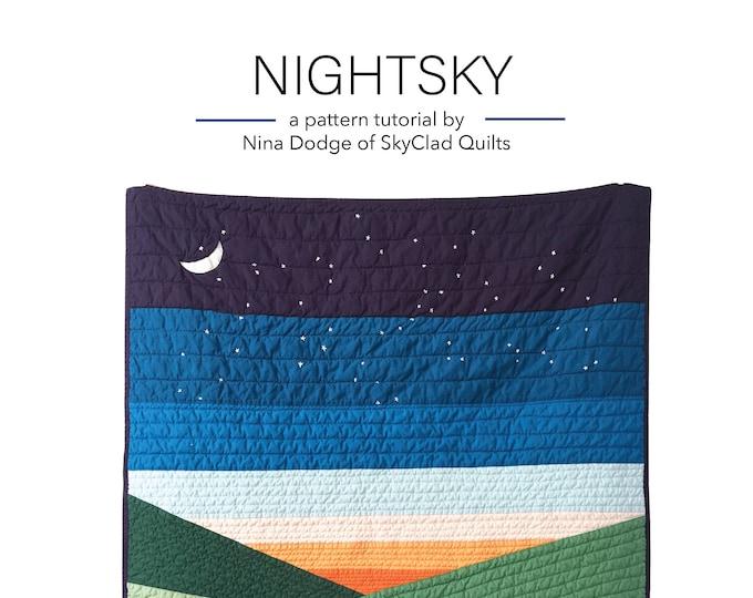 NightSky Quilt Tutorial