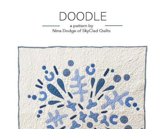 The Doodle Quilt Pattern