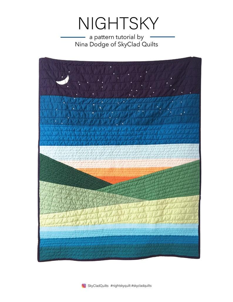 NightSky Quilt Tutorial image 0