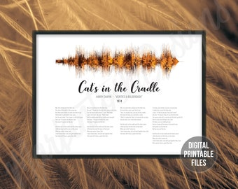 Cats In The Cradle Etsy