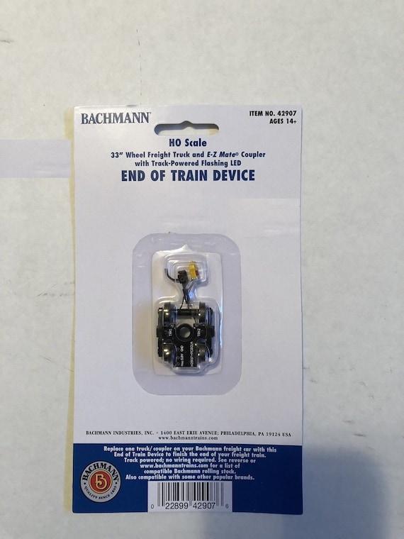 Ho Scale - Bachmann - End Of Train Device