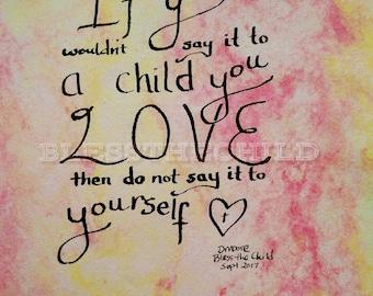 Love the Child