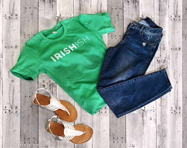 ae47943e00 Funny Irish Ish Shirt Ireland T-shirt Women Irish Pride Shirt