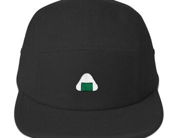 Five Panel Onigiri Hat