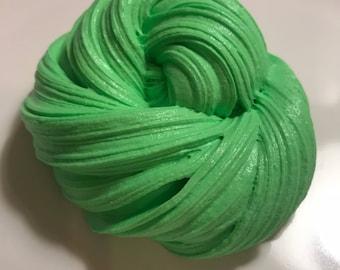 Green apple butter slime(green apple scent)
