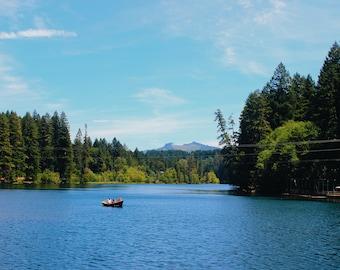 Oregon Summer