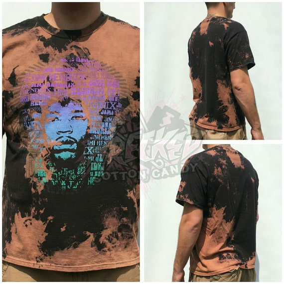 Pin on Hand Bleached And Distressed Shirts