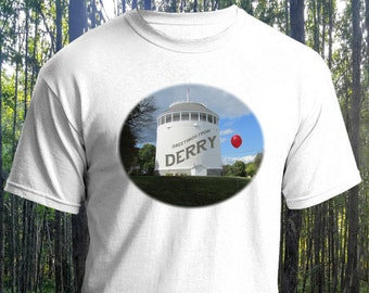 Greetings From Derry T-Shirt (Stephen King)