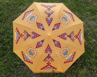 petite rain rain red yellow blue purple pink hypoallergenic go away Umbrella Button Stud Earrings