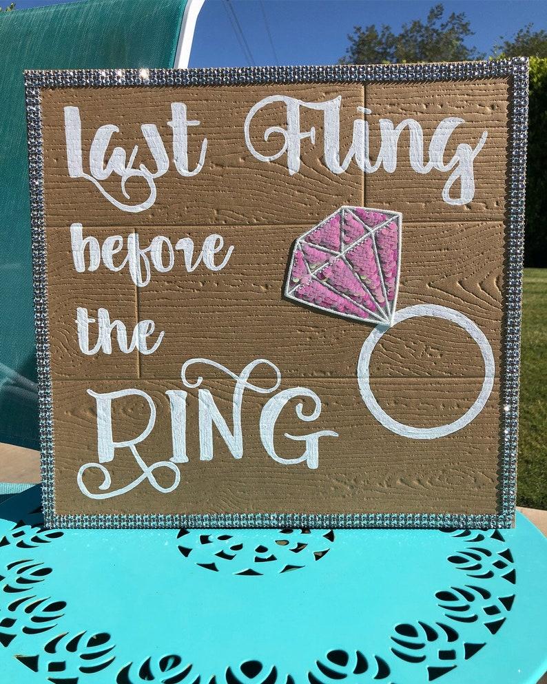 Bachelorette Last Fling Before The Ring Sign
