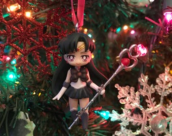 Sailor Pluto From Moon Holiday Christmas Ornament
