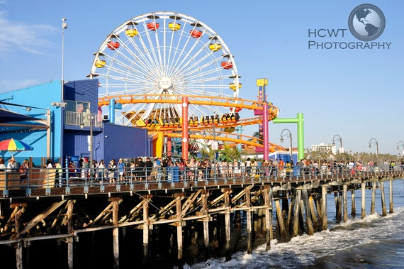 Digital Photographic Print (The Pier)