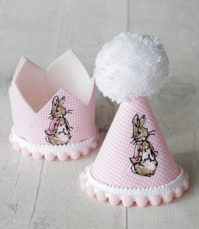 1st birthday Outfit Birthday Rabbit Pink Set 2nd Birthday Outfit Baby Girls Outfit