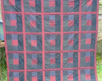 The Last of the Setting Sun large quilt.