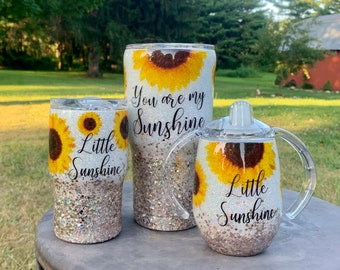 Mommy and me tumbler set