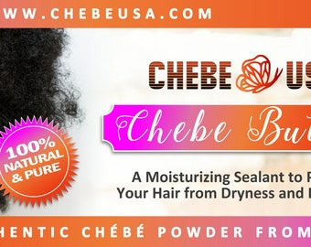 Chebe Butter - A whipped butter with authentic Chebe for those that are not able to use Chebe the traditional way - 8 oz