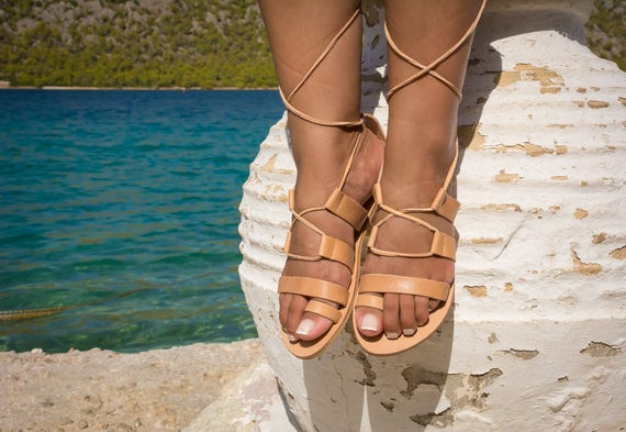 4379e39b840477 Greek sandals Woman sandals Leather sandals Gladiator sandals