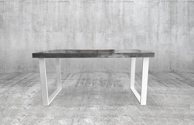 100f8af85168c Table Béton ciré ultra léger neuf Place Deco