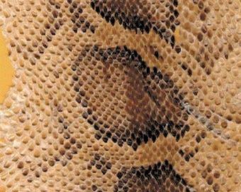 Snake Skin PDF Cross Stitch Pattern