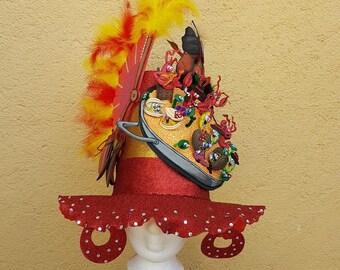 Hat Flag Spain