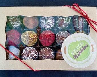Vegan & Gluten-Free Truffles/Blissballs
