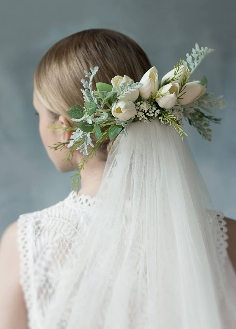 Boho Wedding Veil Handmade | Stay at Home Mum