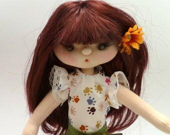 Dido Fabric Doll