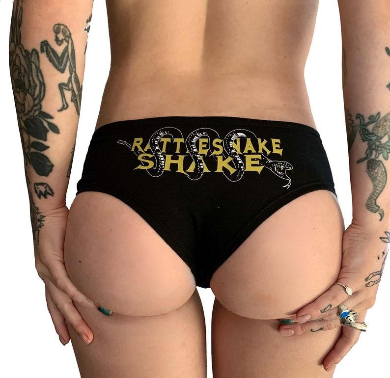 Rattle Snake Shake Brief