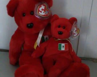 Rare Ty Osito Bear