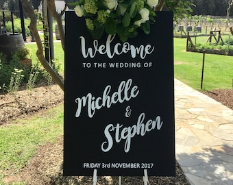 Welcome Wedding Sign   Welcome to our Wedding Sign   Custom Wedding Sign   Wooden Welcome Sign   Custom Wooden Welcome Sign   Wedding Sign