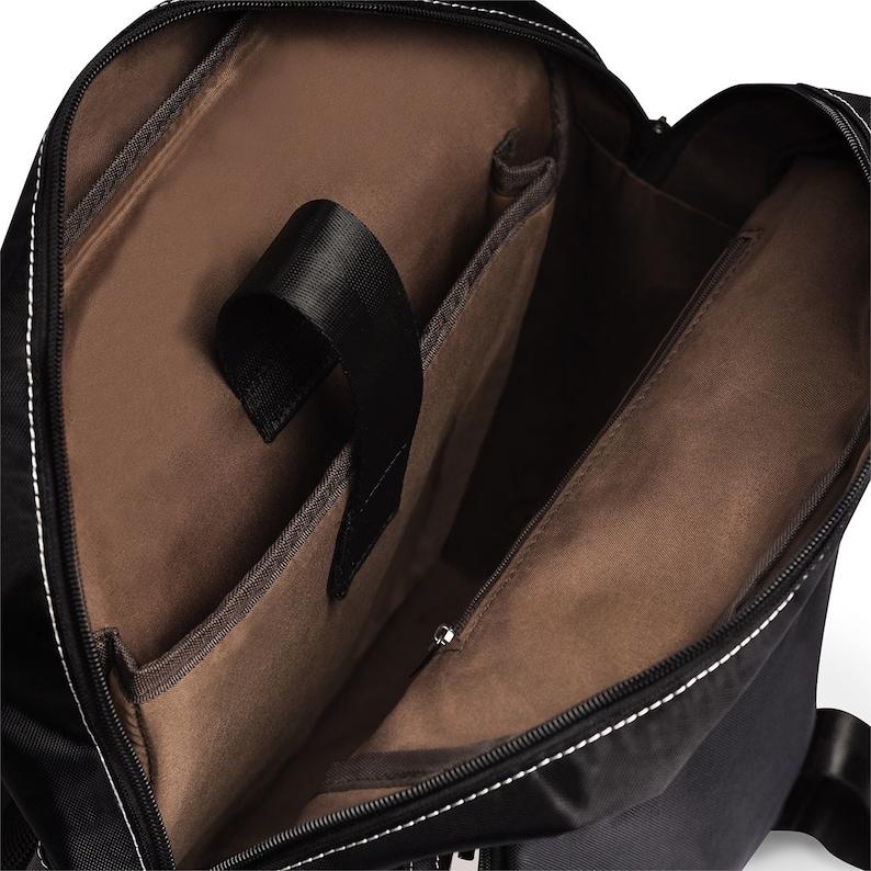 Sorcerers Suitcase Unisex Casual Shoulder Backpack