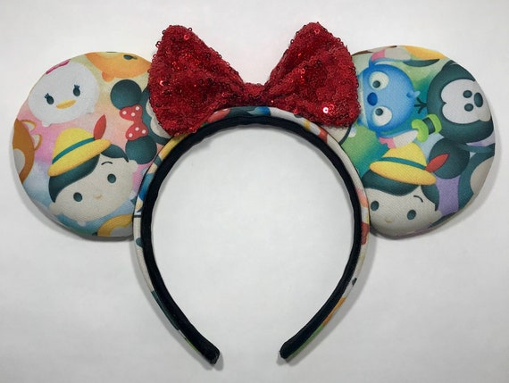 5 Tsum Tsum inspired bow