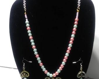 Handmade Multi-Color Necklace Set