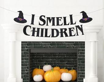 I Smell Children Banner