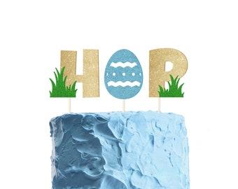 HOP Easter Cake Topper