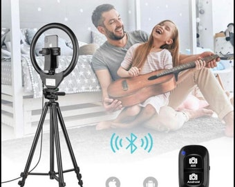Wireless Remote Shutter Light Stand