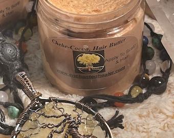 Chebe, Cocoa, Avocado, Irish moss Butter cream, Aloe Vera, Black seed oil, Chad, hair cream  Growth Dr. Sebi inspired growth
