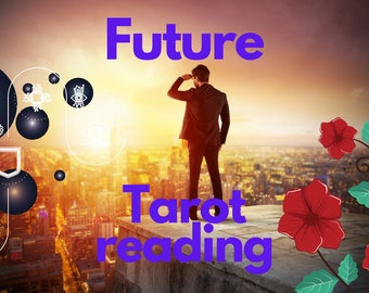Future tarot reading your future upcoming tarot 12 cards and psychic based reading with hints possible themes love career happenings dates