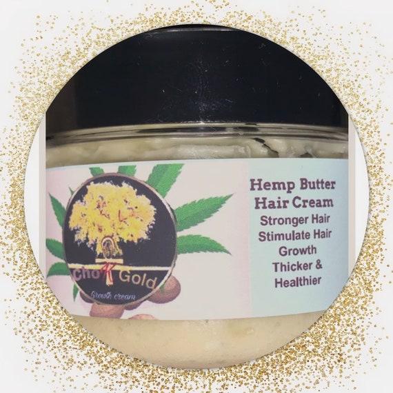 Hemp Hair Butter