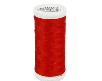Sewing thread red lightweight textile DMC No. 2997