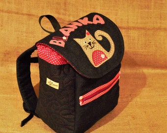 Children Backpack Blanka