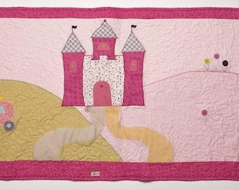 Lotty Princess wall hanging