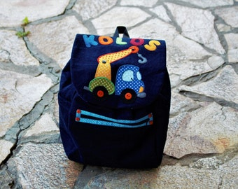Children backpack Kolos