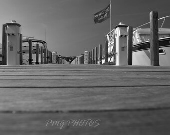 The long pier.