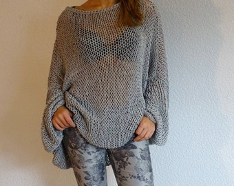 loose knit long slouchy oversized sweater 5464d32e7