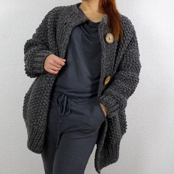 cardigan, cable knit, baggy cardigan, loose cardigan