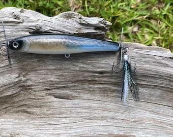 Custom Painted FIERCE Double Prop Topwater Crankbait