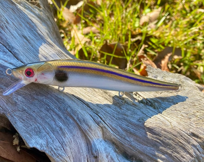 Custom Painted G-MAN 110 Jerkbait